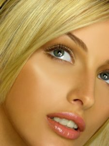Техника макияжа для светлой кожи