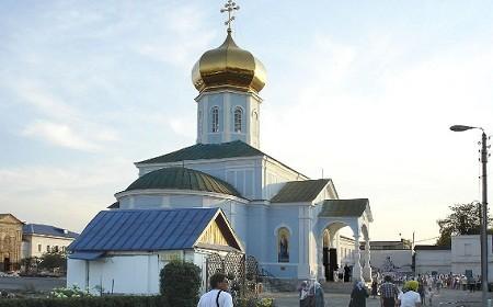 Мужской Вознесенский монастырь в Сызрани
