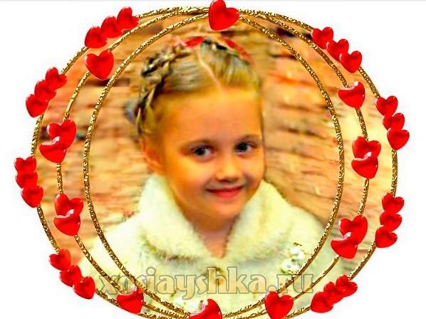 Красота детская без макияжа и конкурсов красоты