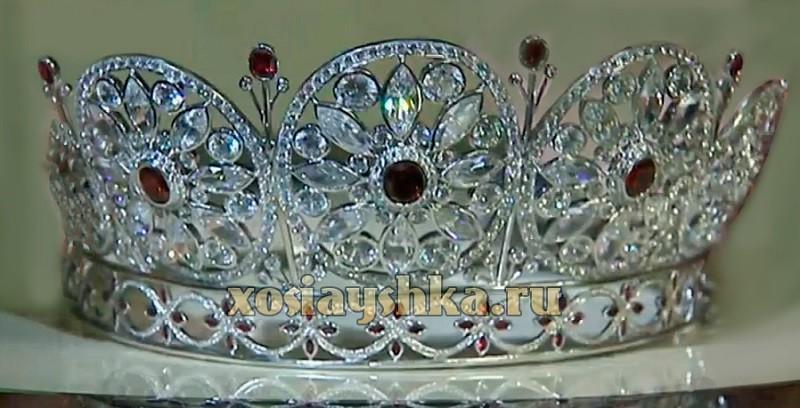 Корона мисс 2013