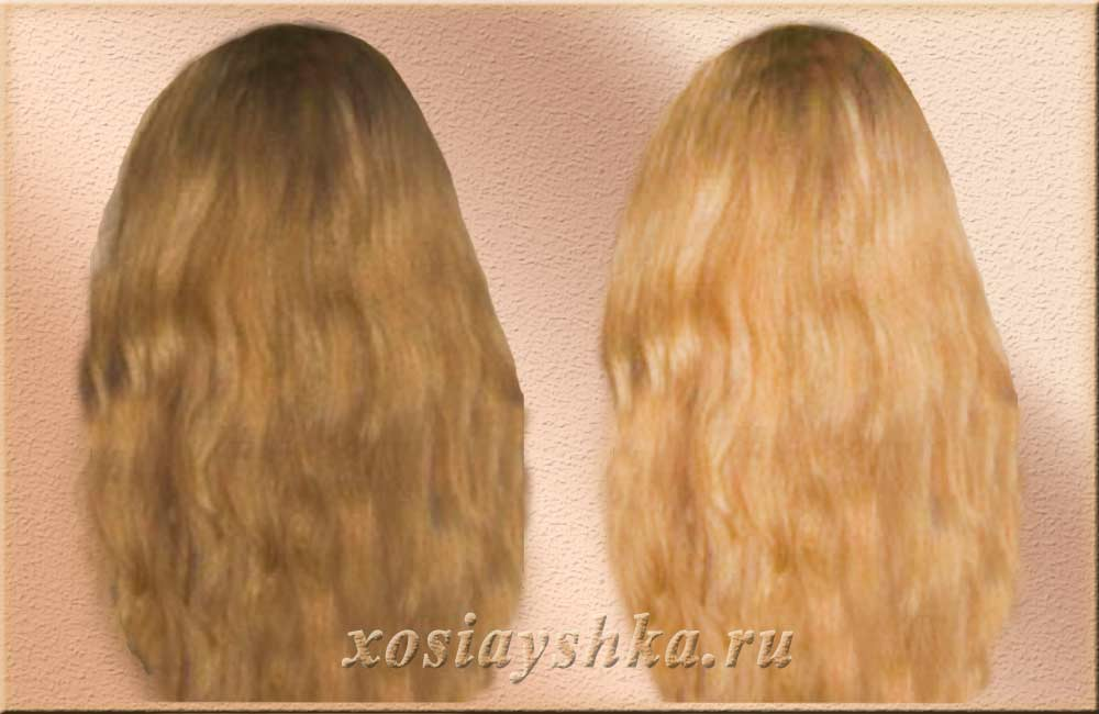 кефир с корицей для волос