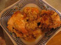 Цыпленок по-орански
