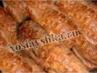 Крученики из говядины с тушеной капустой