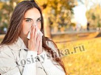 Простуда и ее профилактика