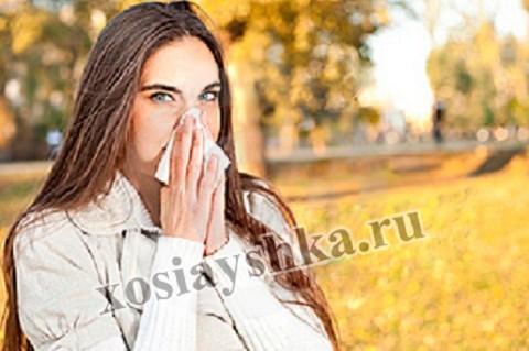 Профилактиа осенней и зимней простуды