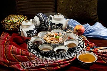 Туркменский, узбекский способы заваривания чая. МУРЧ ЧАЙ. АСАЛЛИ МУРЧ ЧАЙ