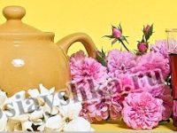 Лечебные свойства чая (часть II)