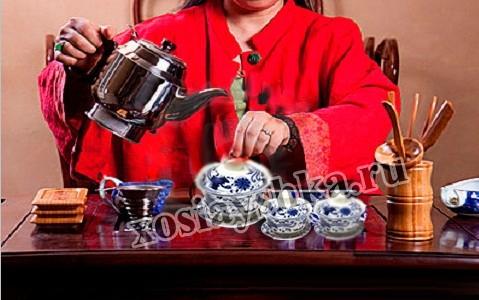 Китайские способы заваривания чая