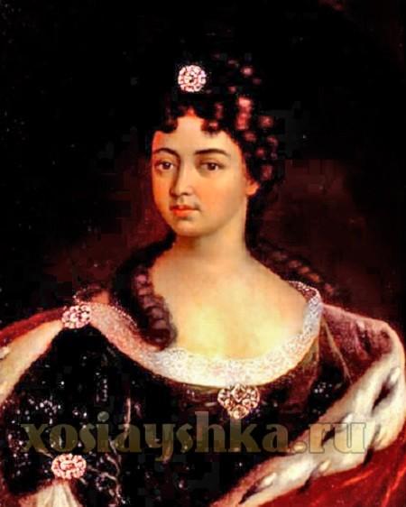 Мария Даниловна Гамильтон