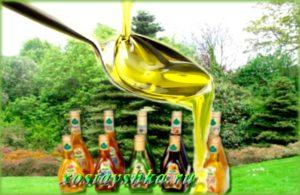 Растительные масла в косметике